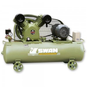 Swan SVP-205 5hp Commercial Compressor