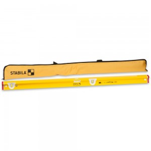 Stabila 120cm R-Type Level & Padded Bag