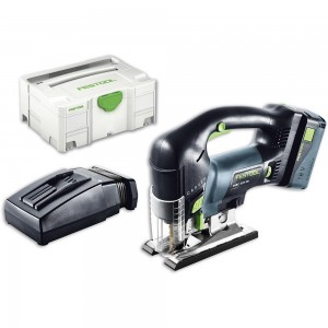Festool PSBC 420 Li 5.2 EB-PLUS Jigsaw AIRSTREAM 18V
