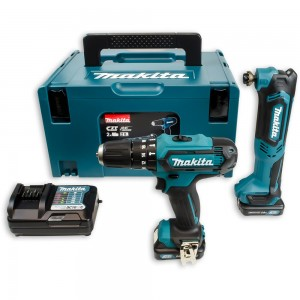 Makita CLX203AJX1 Combi & Multi-Tool Kit 10.8V