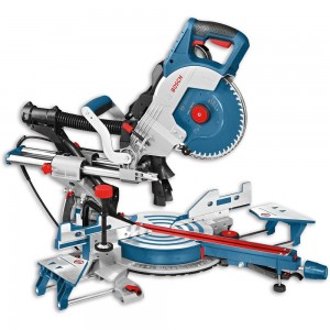 Bosch GCM 8 SDE 216mm Double Bevel Mitre Saw