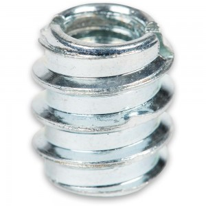 UJK M6 Threaded Inserts (Pkt 10)