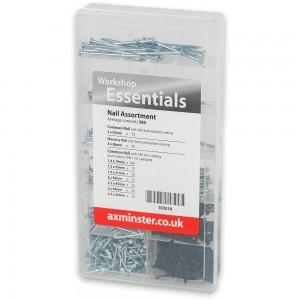 Axminster Nail Assortment