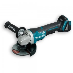 Makita DGA508Z Brushless Angle Grinder 125mm 18V (Body Only)