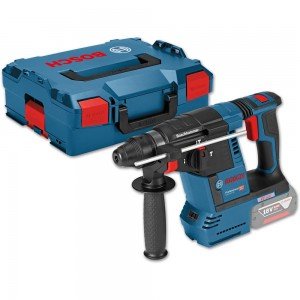 Bosch GBH 18V-26 SDS+ Brushless Drill in L-BOXX 18V (Body Only)