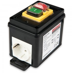 Axminster Euro Plug & Socket NVR Switch