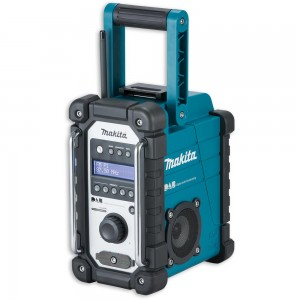 Makita DMR109 DAB Site Radio