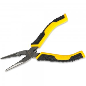 Stanley ControlGrip Long Nose Cutting Pliers 150mm