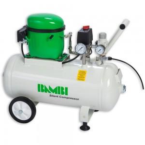 Bambi BB24 Silent Compressor & Wheel Kit