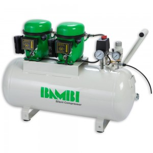 Bambi BB50D Silent Compressor