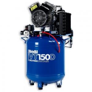 Bambi VT150D Oil Free ULN Compressor & Dryer