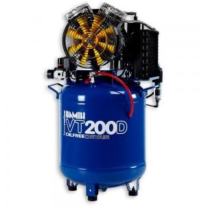 Bambi VT200D Oil Free ULN Compressor & Dryer