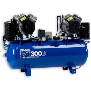 Bambi VT300D Oil Free ULN Compressor & Dryer