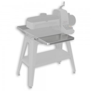 Jet JWDS 1632 Drum Sander Extension Tables