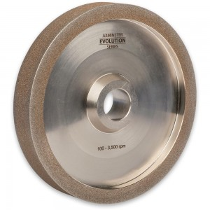 Axminster Evolution Series CBN Wheel 200 x 32mm - 80g