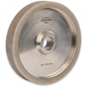 Axminster Evolution Series CBN Wheel 200 x 32mm - 180g