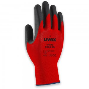 uvex unilite 6605 Foam RD Gloves
