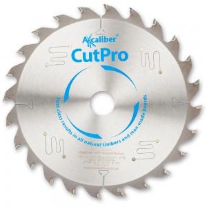 Axcaliber CutPro 160mm TCT Saw Blades