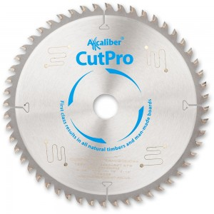 Axcaliber CutPro 165mm Thin Kerf TCT Saw Blades