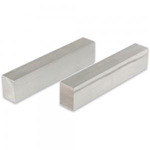 Axminster Aluminium Bar (Pack of 2)