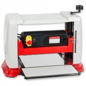 Axminster Hobby Series MB1931 Benchtop Thicknesser