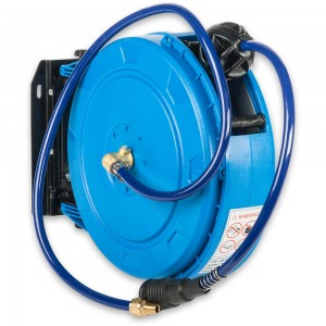 Axminster Heavy Duty Air Hose Reel