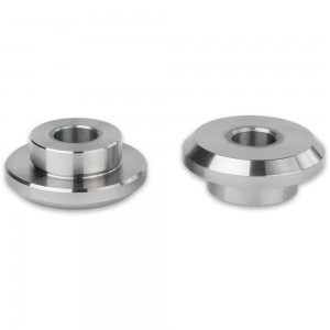 Axminster Evolution Series Bush For CBN Wheels - 15mm Bore (Pair)