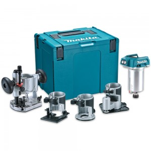 Makita DRT50ZJX3 Trimmer KIT in Makpac Case 18V (Body Only)