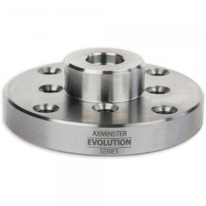 Axminster Evolution Series Mounting Plate For Evolution Tool Posts