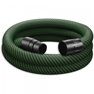 Festool Smooth Antistatic Suction Hose D 36 x 7m-AS