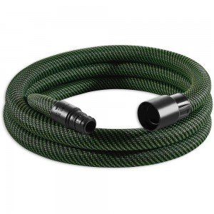 Festool Smooth Antistatic Suction Hose D 27 x 5m-AS