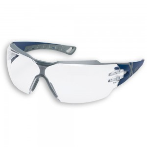 uvex pheos CX2 Clear Safety Spectacles