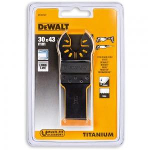 DeWALT Multi-Tool Titanium Metal Cut Blade DT20707