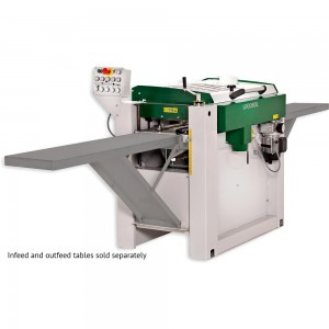 Logosol PH260 PRO Four Sided Planer/Moulder