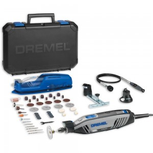 Dremel 4300 3/35 Multi-Tool with Accessories
