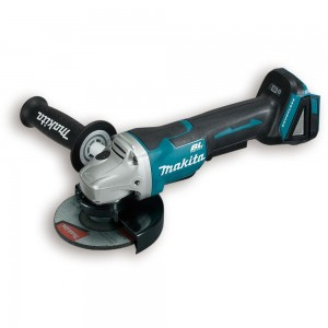 Makita DGA517Z Brushless Angle Grinder 125mm 18V (Body Only)