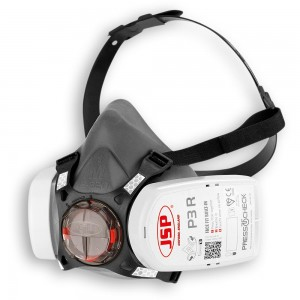 JSP Force™ 8 Reusable Half Mask Complete Medium P3