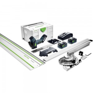 Festool ISC240Li 5.2 EBI SET FS Insulation Saw 18V (5.2Ah)