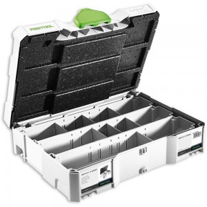 Festool Sort Systainer With Compartments (DOMINO)