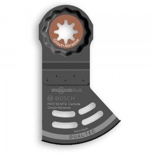 Bosch Dual-Tec Drywall/Grout PAYZ 53 MT4 (Starlock Plus)
