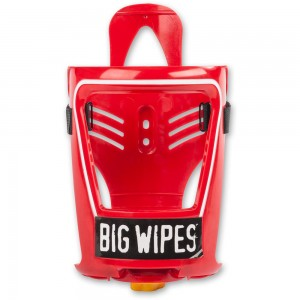 Big Wipes Van & Wall Mounted Tub Bracket