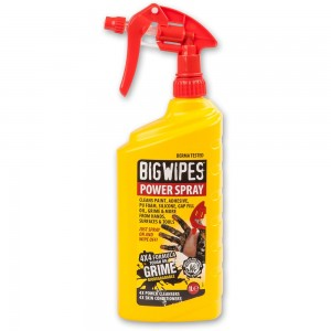 Big Wipes Power Spray 1L