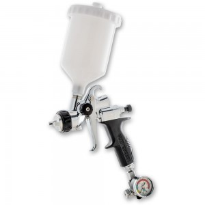Fuji LX-20 HVLP Gravity Spray Gun 600cc