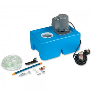 Axminster Machine Coolant Pump System