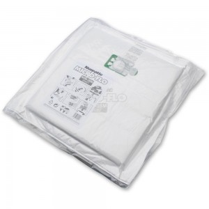 Numatic MicroFlo Filter Bags NVM-3BM (Pkt 5)