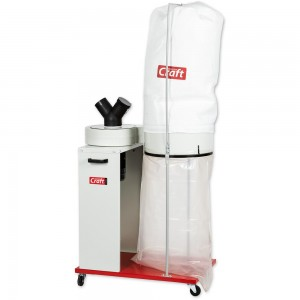 Axminster Craft AC153E 2.0HP Dust Extractor