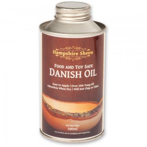 Hampshire Sheen Foodsafe Danish Oil