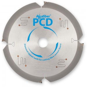 Axcaliber PCD 160mm Diamond Saw Blade