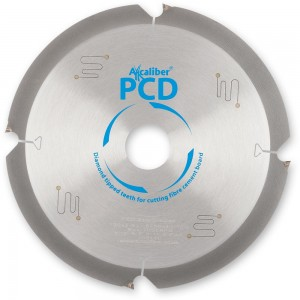 Axcaliber PCD 190mm Diamond Saw Blade