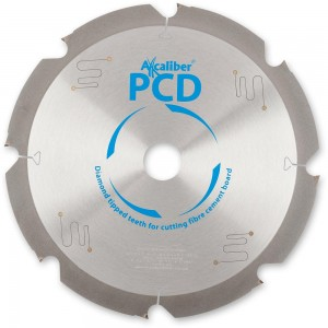 Axcaliber PCD 250mm Diamond Saw Blade